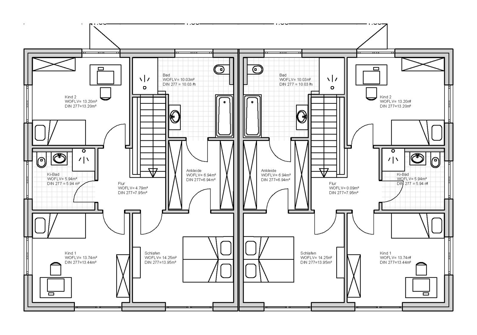 bauberatung baubetreuung baufinanzierung bauplanung doppelhaus neubau in. Black Bedroom Furniture Sets. Home Design Ideas
